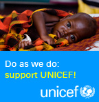 Support unicef you too