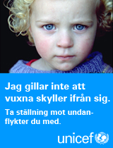 Jag gillar inte att skylla ifrn mig